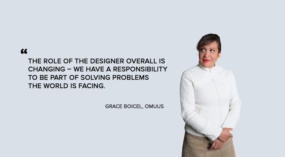 The role of designer is changing