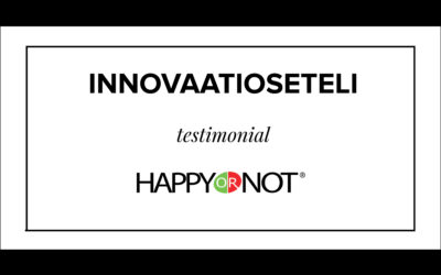 The innovation voucher – HappyOrNot
