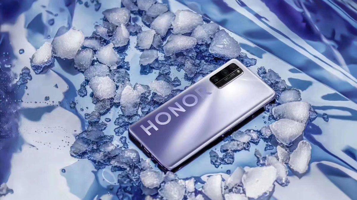 Omuus collaboration with HONOR 30 launch - out now
