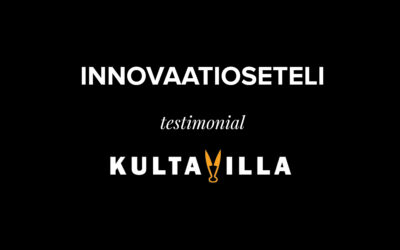 The Innovation voucher – Kultavilla