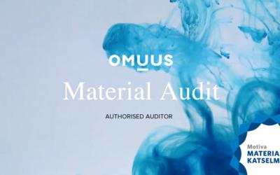 Material Audit